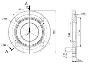 калькулятор расчета стоимости фланцев в спб